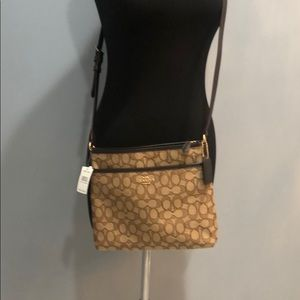 Coach Bags - Coach brand new with tags cross body bag Authentic